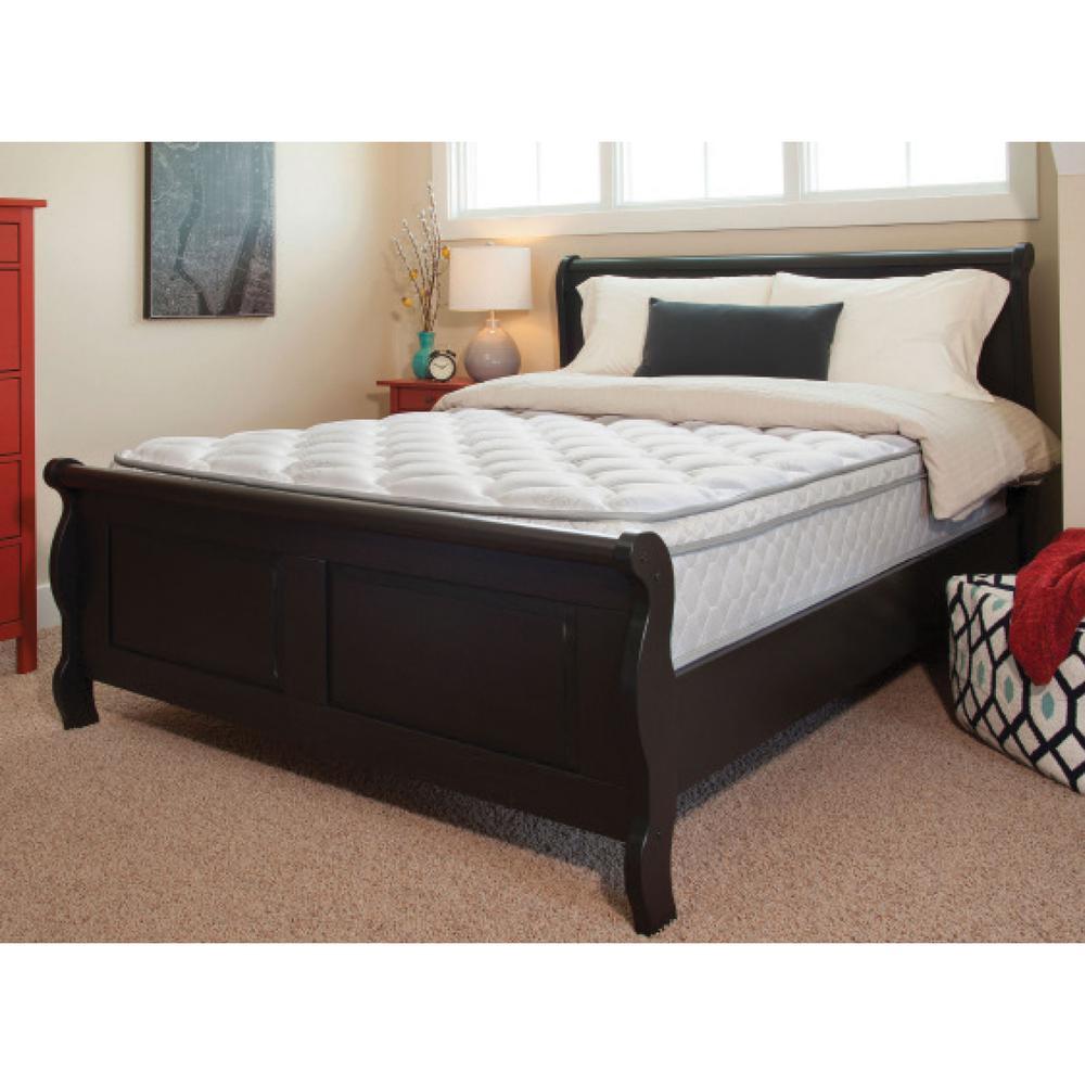 Lippert Components Denver Mattress Rest Easy Plush Short Queen Mattress