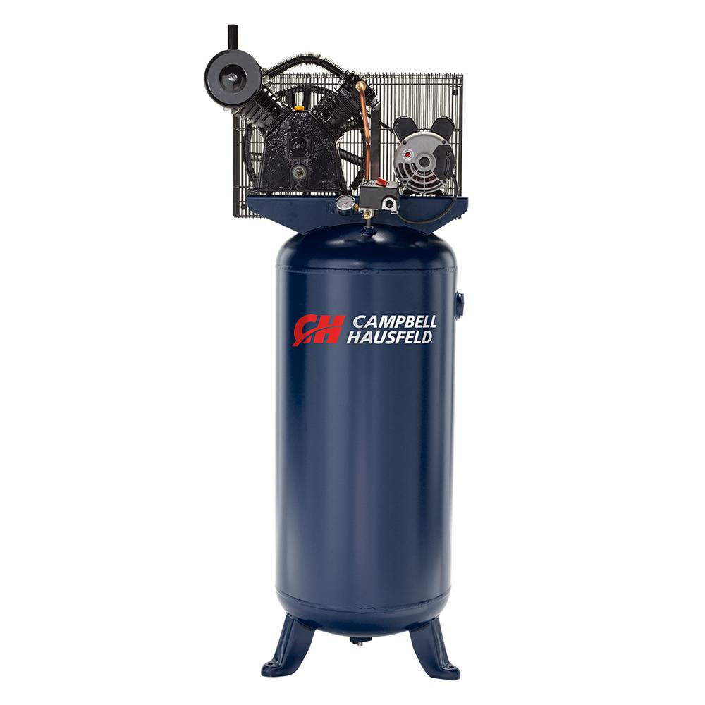 Campbell Hausfeld 2-Stage 60 Gal. Stationary Electric Air Compressor