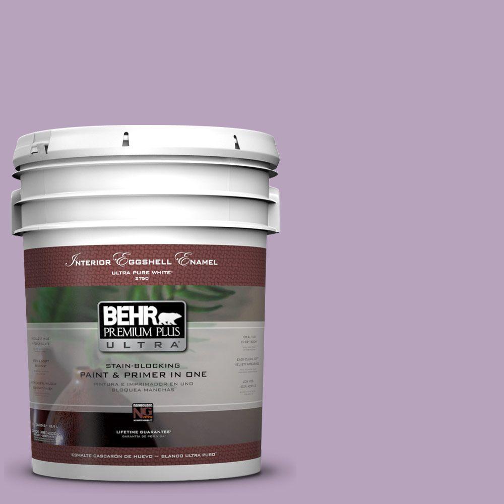 BEHR Premium Plus Ultra 5-gal. #M100-3 Svelte Eggshell Enamel Interior Paint