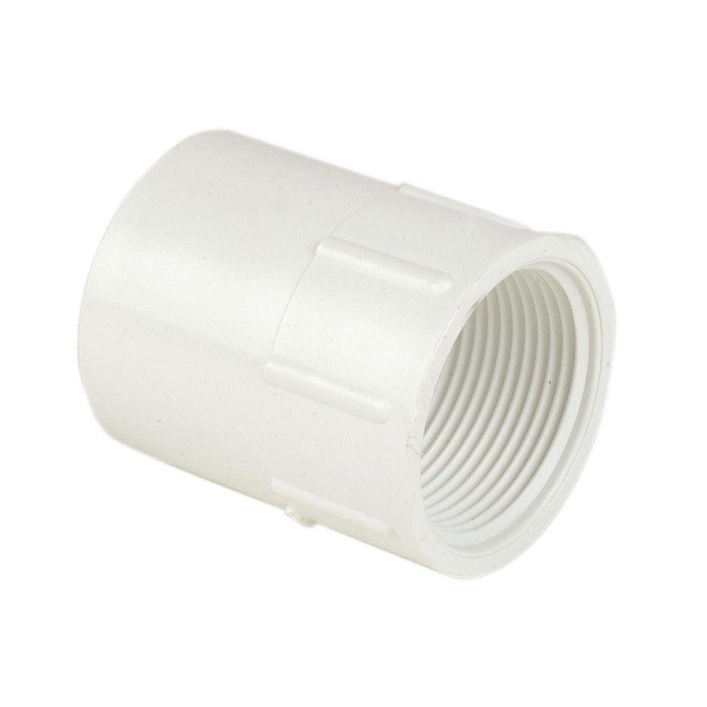 1/2 in. Schedule 40 PVC Female Adapter