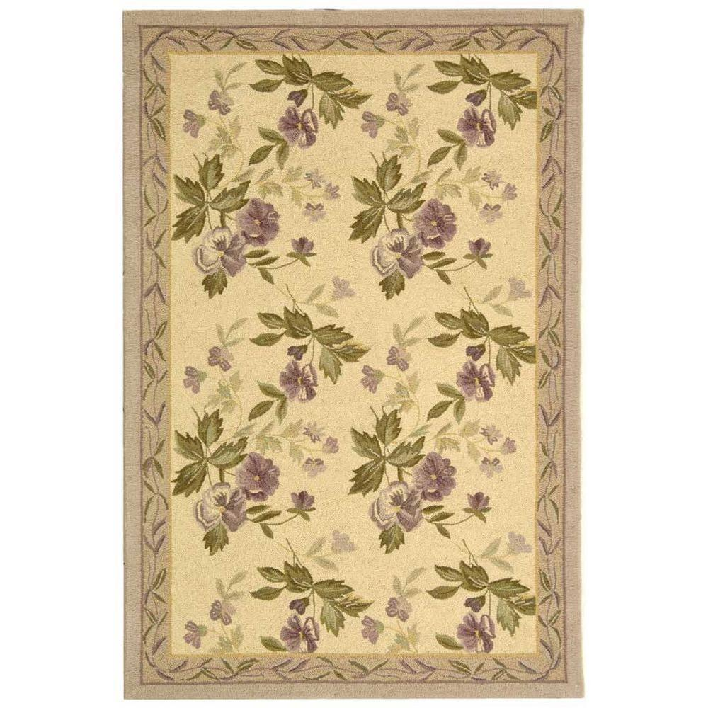 Safavieh Chelsea Ivory 3 ft. 9 in. x 5 ft. 9 in. Area Rug
