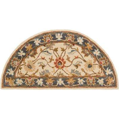 John Gold 2 ft. x 4 ft. Hearth Area Rug