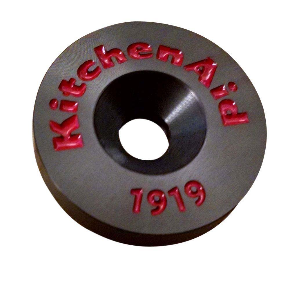 Handle Medallions in Black