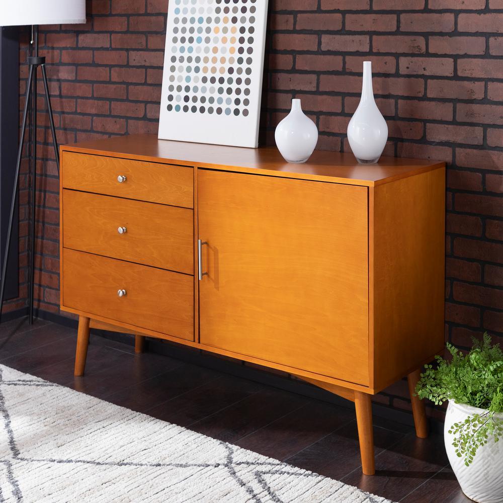 8a19834ea7b77 Walker Edison Furniture Company Acorn Entertainment Center-HDH52CMAC ...