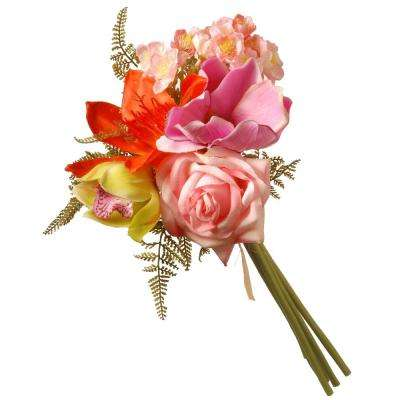 13 in. Mixed Blossom Bundle