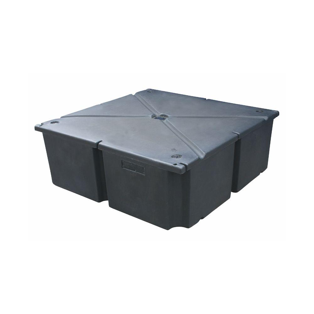 PermaFloat 48 in. x 48 in. x 16 in. Dock System Float Drum
