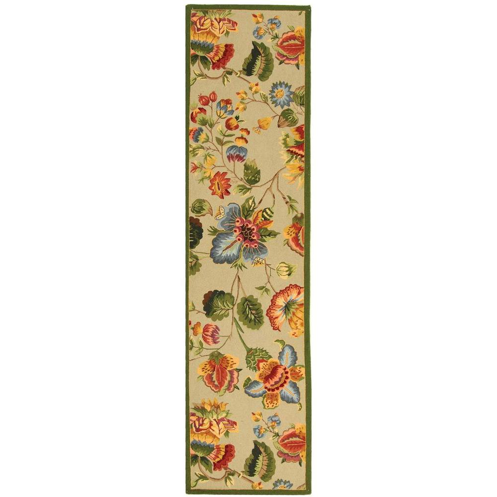 Chelsea Sage 2 ft. 6 in. x 8 ft. Rug Runner
