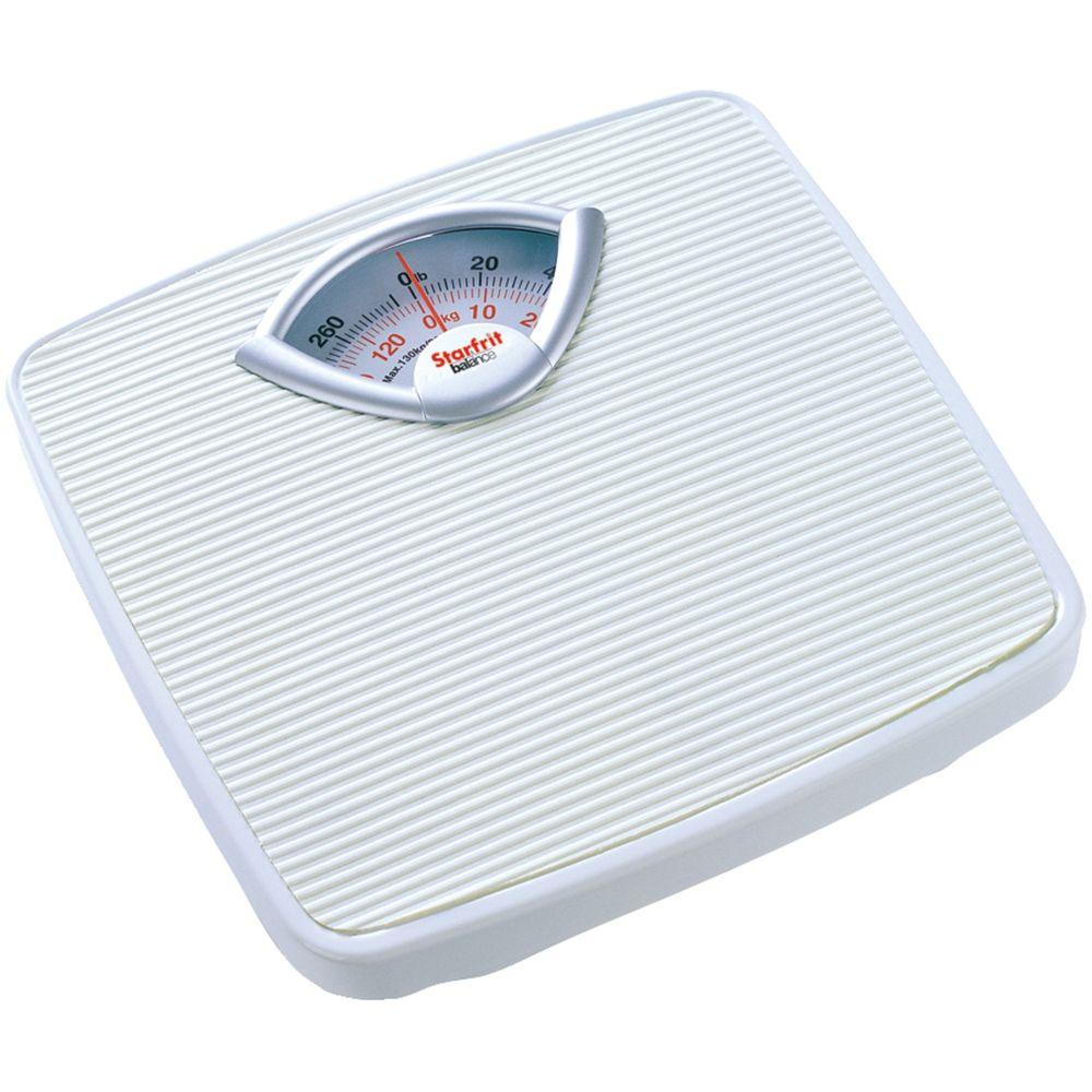 Starfrit Dial Mechanical Scale In White