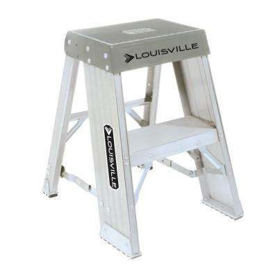 2 ft.  sc 1 st  The Home Depot & Type 1A - 300 lbs. - Step Stools - Ladders - The Home Depot islam-shia.org