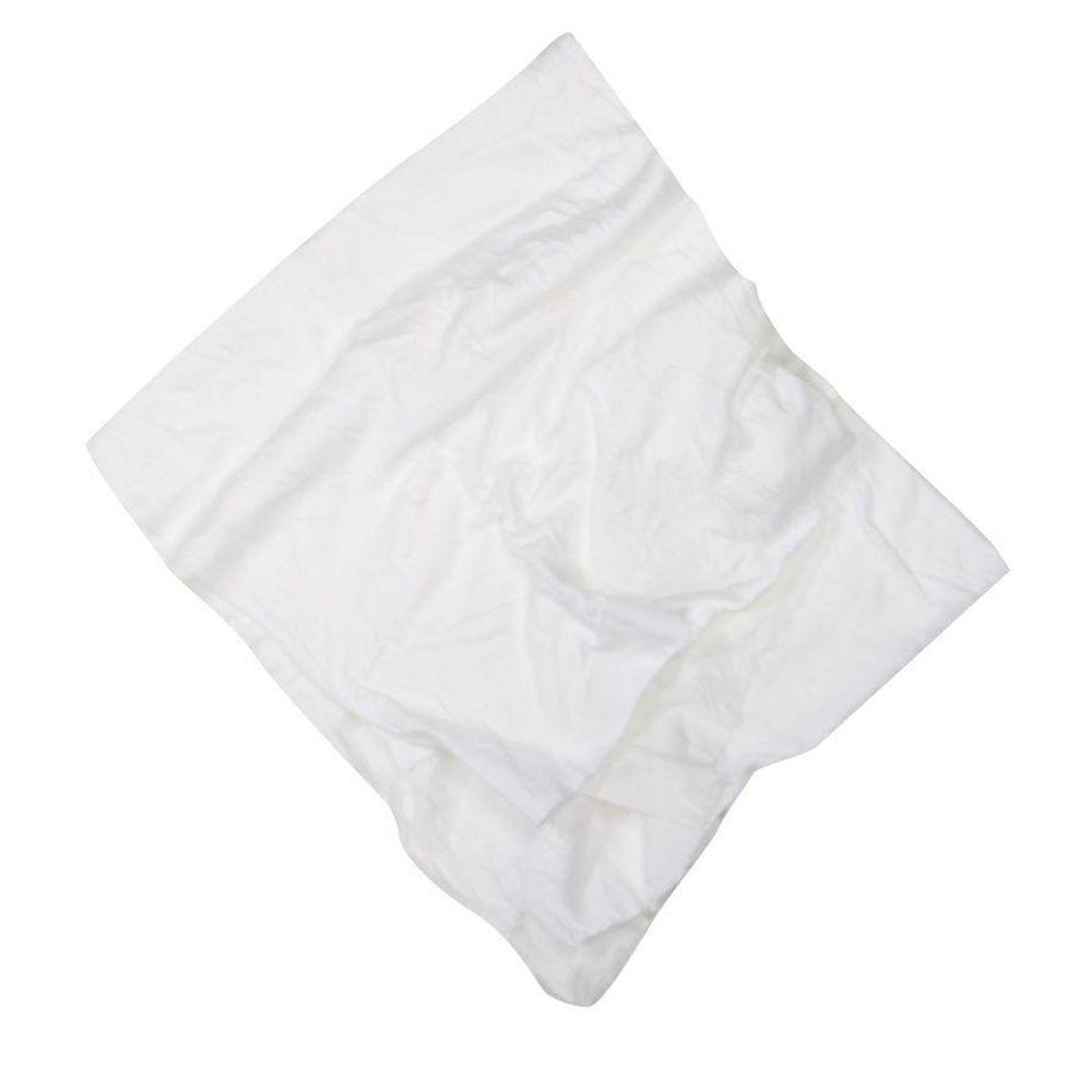 Trimaco 1 lb. Bag of Premium White Knit Painter's Rags