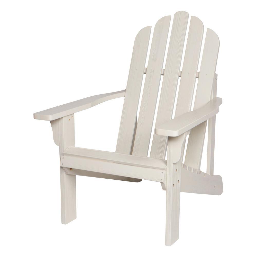 Heavy Duty Sun Lounger, Shine Company Marina Ii 37 5 In Tall White Cedar Wood Hydro Tex Finish Adirondack Chair 4628ew The Home Depot