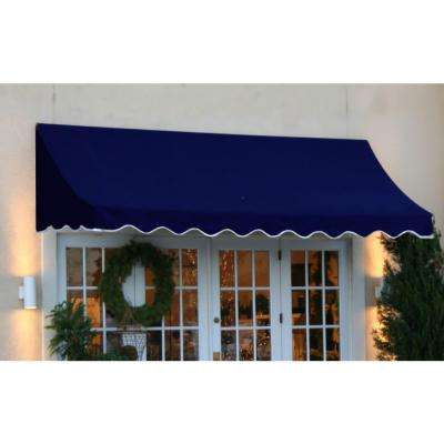 20 ft. Nantucket Window/Entry Awning (44 in. H x 36 in. D) - Navy