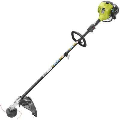 2-Cycle 25cc Gas Full Crank Straight Shaft String Trimmer