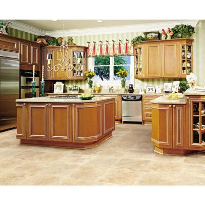 Tuscany Classic 18 in. x 18 in. Honed Travertine Floor and Wall Tile (150 Pieces / 337.5 sq. ft. / pallet)