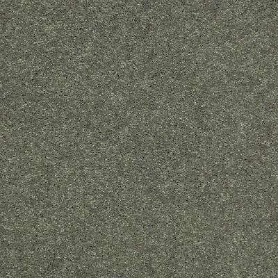 Brave Soul II - Color Sea Glass Texture 12 ft. Carpet