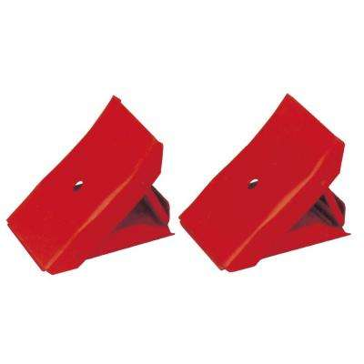 Pair of Safety Wheel Chocks