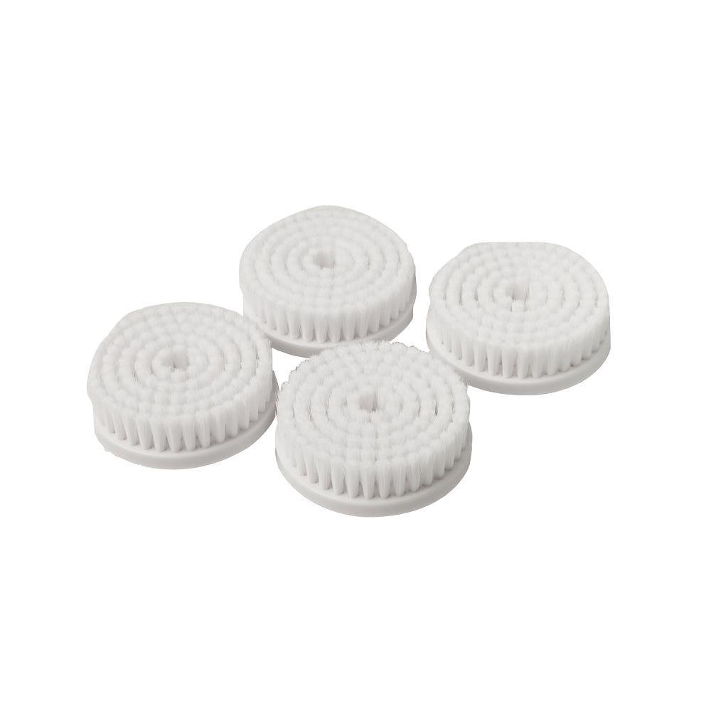 Pretika Micro-Fiber Brush Heads (4-Piece)