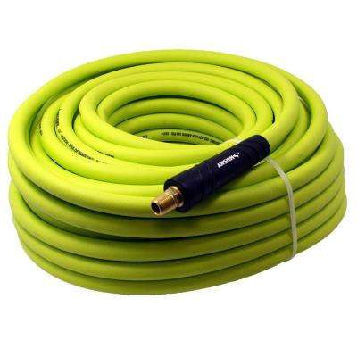 3/8 in. x 100 ft. Hybrid Air Hose