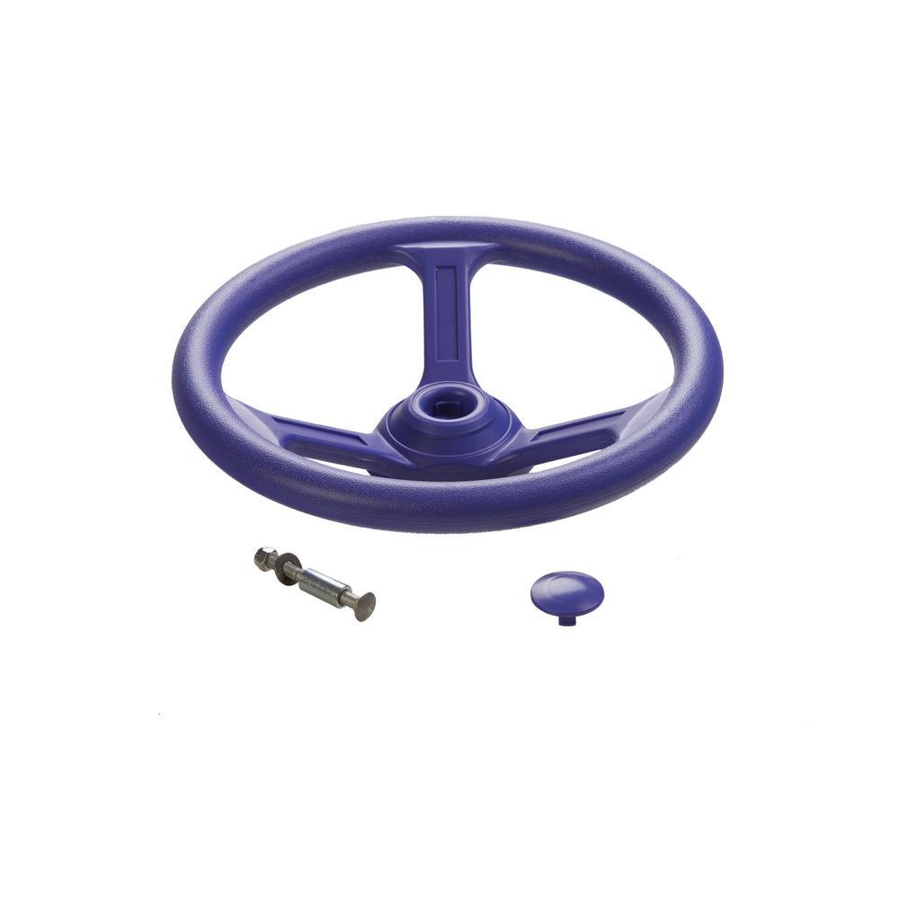 Creative Cedar Designs Steering Wheel- Violet (Purple)