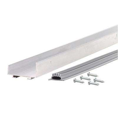 1-3/4 in. x 36 in. Aluminum U-Shaped Door Bottom
