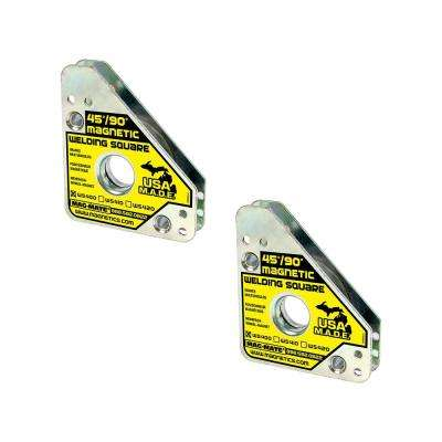 Mid-Size Magnetic Square (2-Pack)
