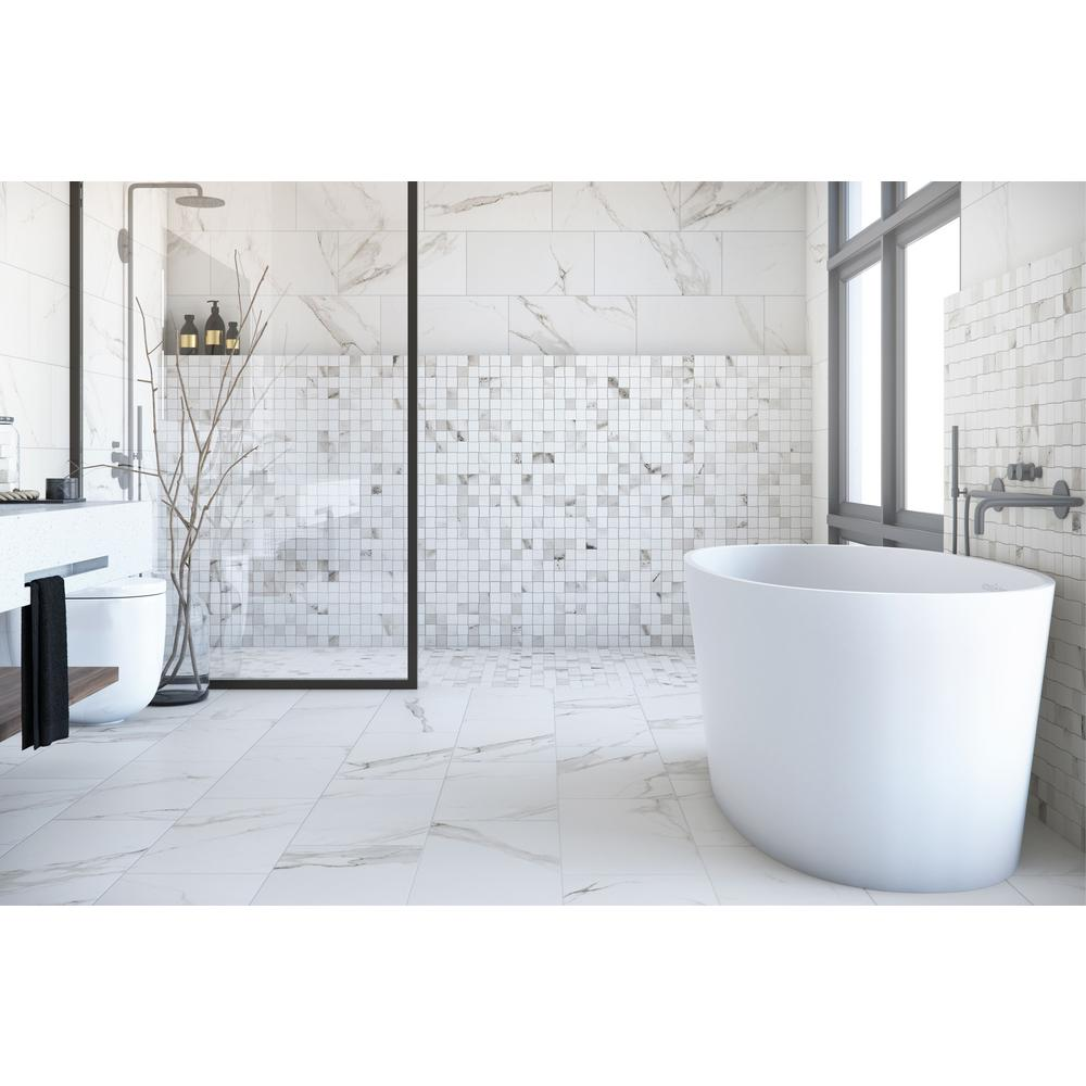 12x24 Tile Patterns For Small Bathrooms
