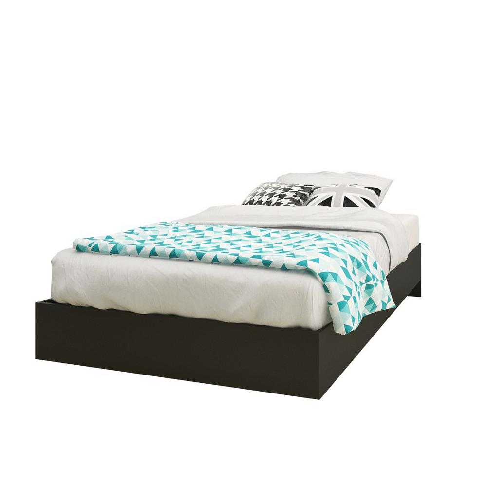 Opaci-T Twin Size Platform Bed-343906 - The Home Depot