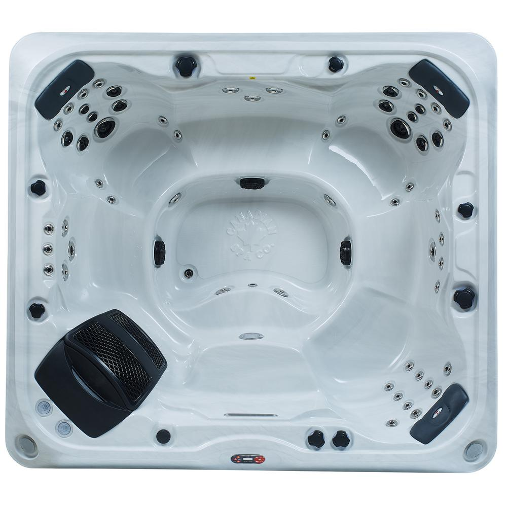 Kingston SE 7-Person 55-Jet Hot Tub