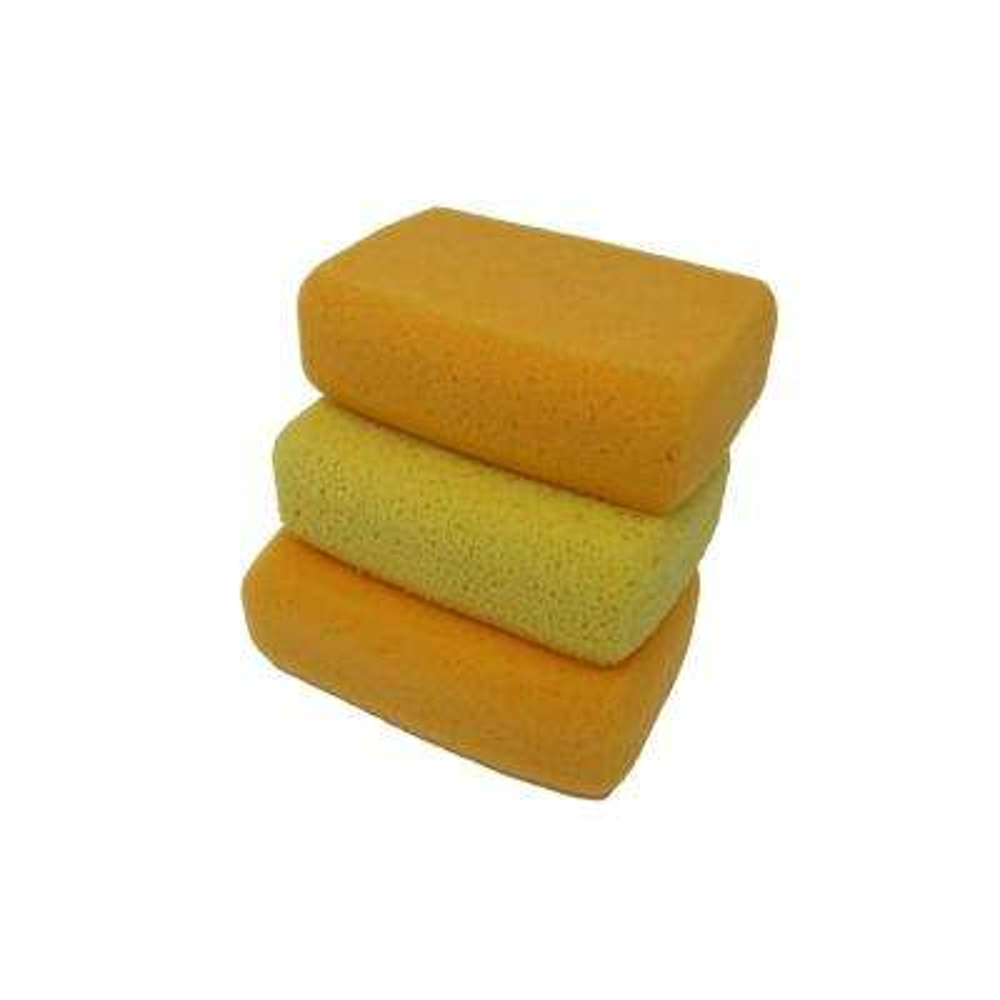 Med Fine Pore Sponges (Package of 3)