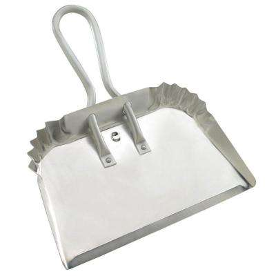 Professional 17 in. Aluminum Dust Pan