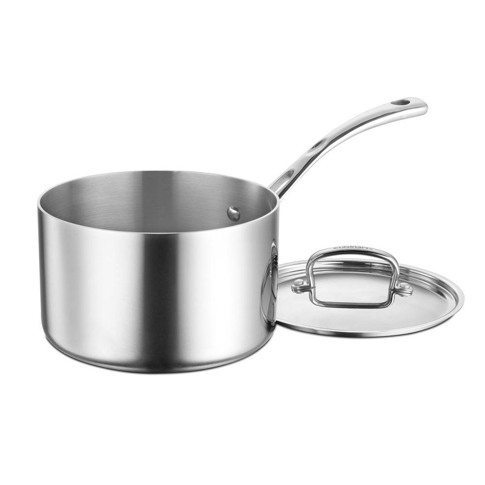 Cuisinart 4 Qt. Saucepan with Cover