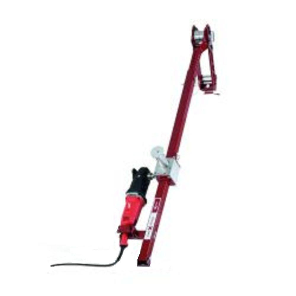 null 3K Cable Puller (No Motor) Includes Adaptors and PC100