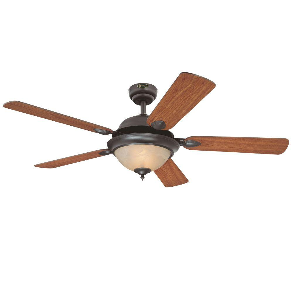 Westinghouse Philmont 52 in. Espresso Ceiling Fan-DISCONTINUED