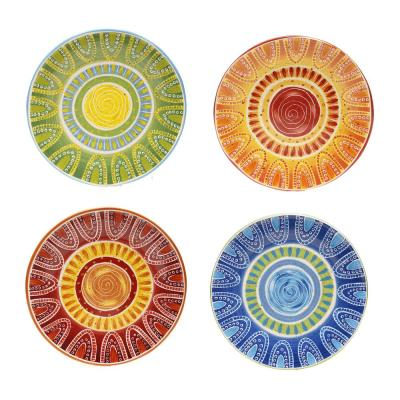 Tapas 11.5 in. Dinner Plate (Set of 4)