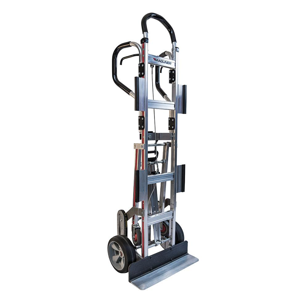 800 lb. Capacity Appliance Hand Truck with Dual Shepherd Handle 4th