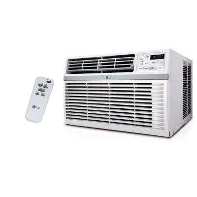 8,000 BTU Window Smart (Wi-Fi) Air Conditioner with Remote, ENERGY STAR