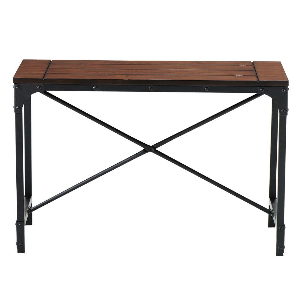 Home Decorators Collection Black Bench