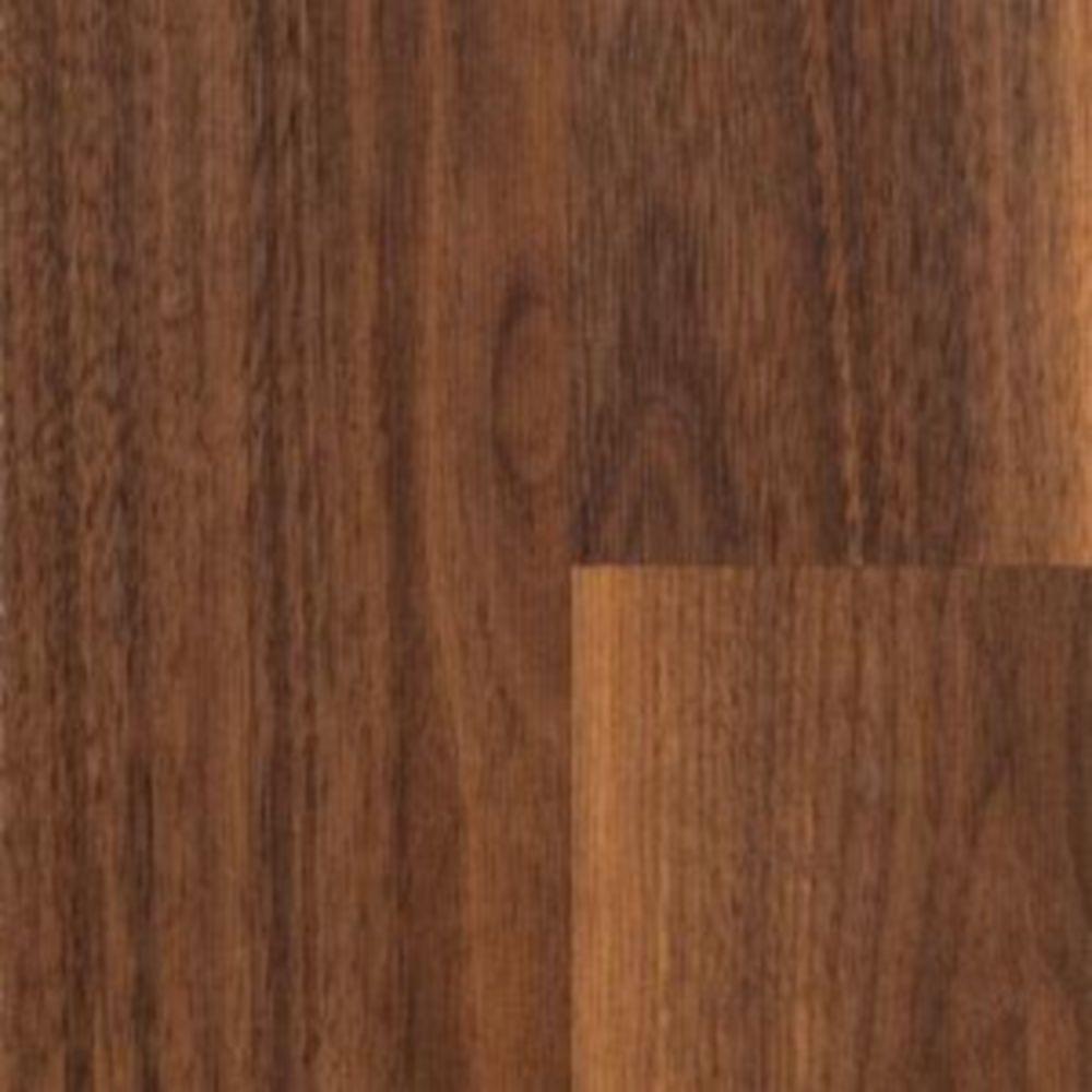 Coronado Walnut Laminate Flooring - 5 in. x 7 in. Take Home Sample