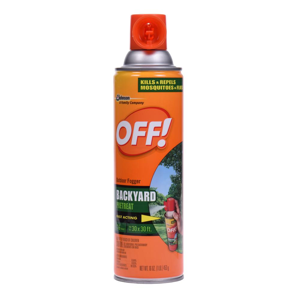 OFF OFF! Outdoor Fogger