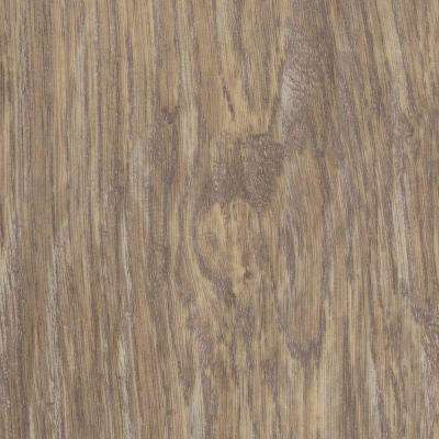 Hand Scraped Oak La Porte Laminate Flooring - 5 in. x 7 in. Take Home Sample