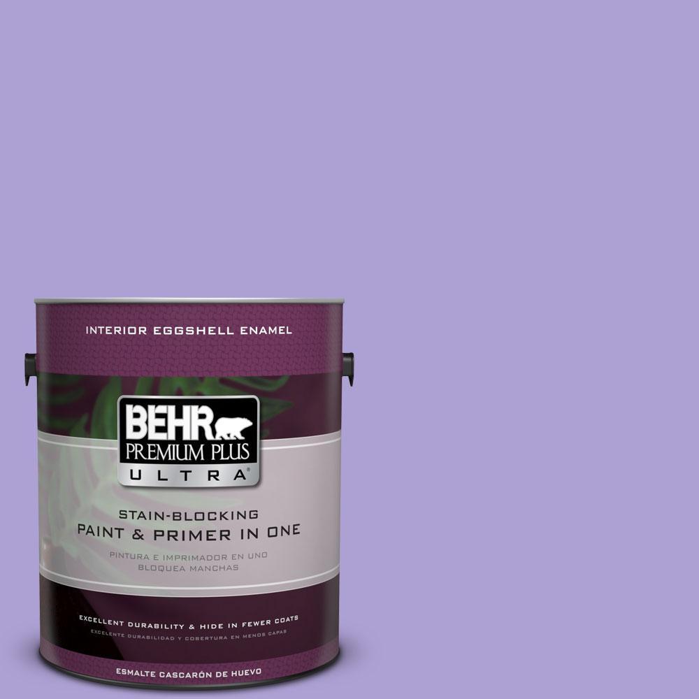 BEHR Premium Plus Ultra 1-gal. #P560-4 Magic Wand Eggshell Enamel Interior Paint