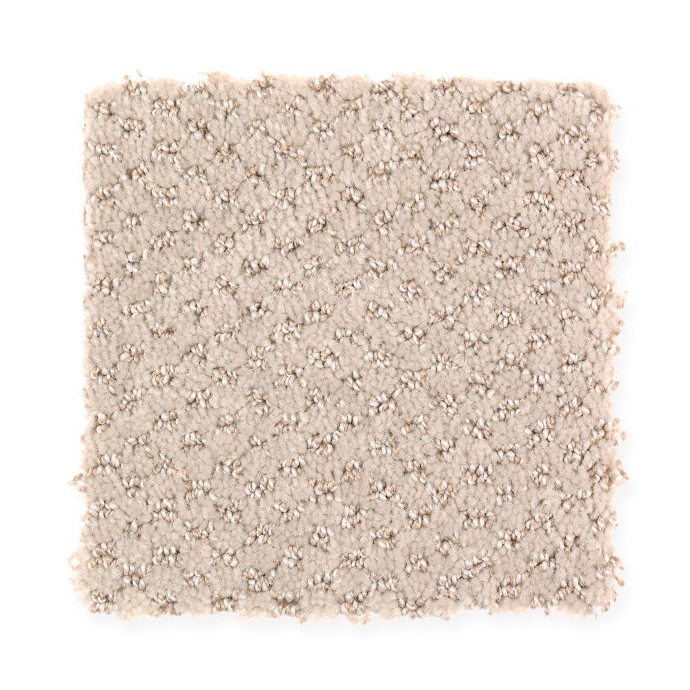 Energetic - Color Sweet Sugar Pattern 12 ft. Carpet