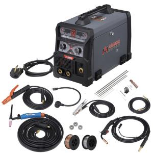 350 Amp Power MIG 350MP MIG Wire Feed Welder with Magnum Pro Curve