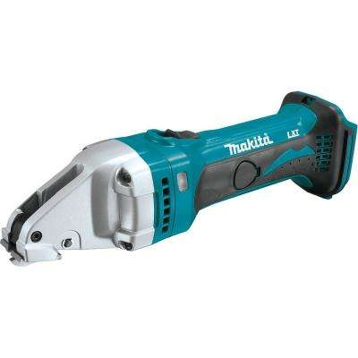 18-Volt LXT Lithium-Ion Cordless 16 Gauge Compact Compact Straight Shear (Tool Only)