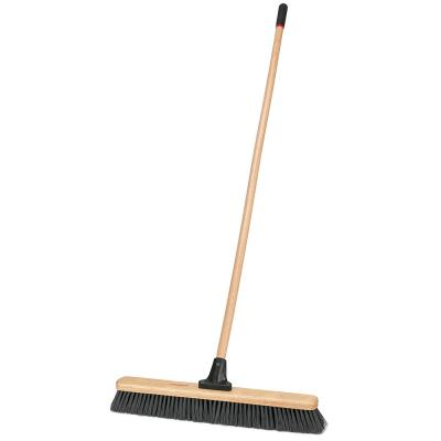 24 in. Wet/Dry Clean-Up Push Broom