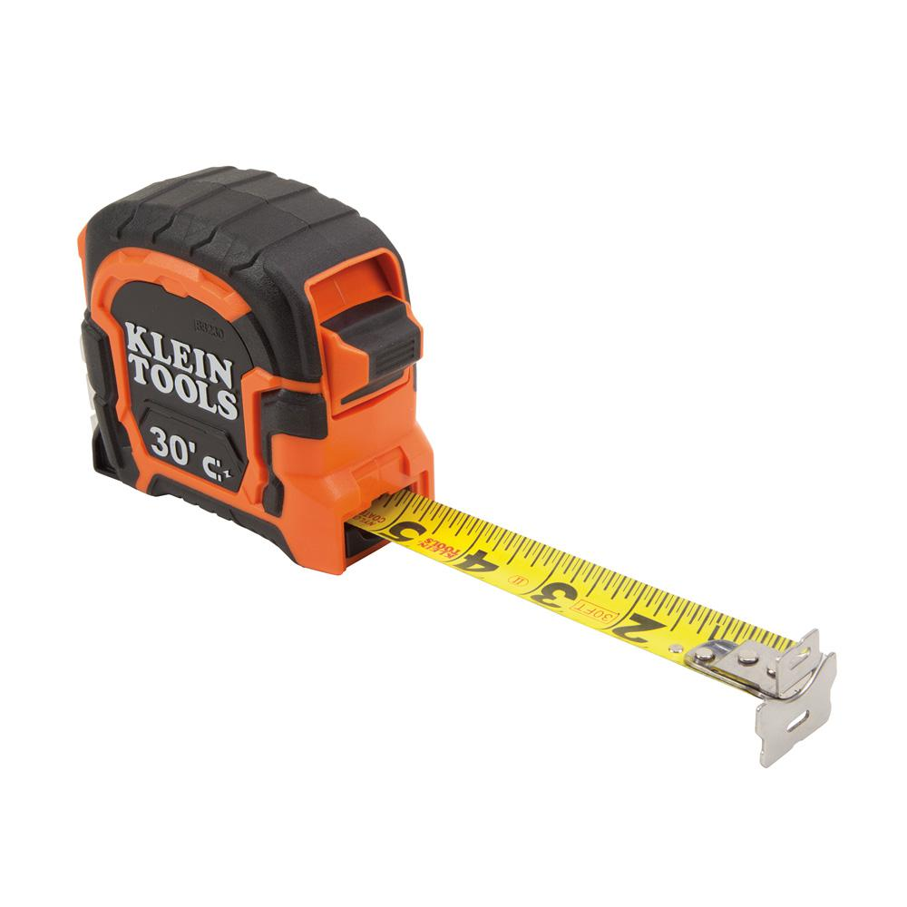 30 ft. Double Hook Magnetic Tape Measure