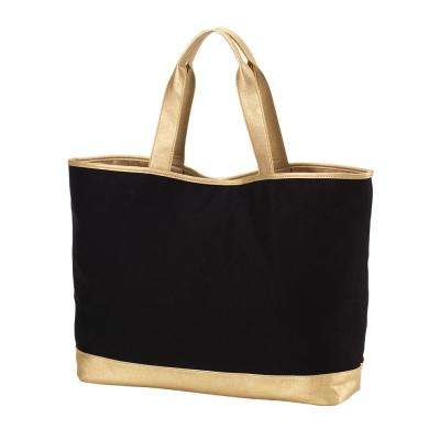 Cabana Black Tote Bag