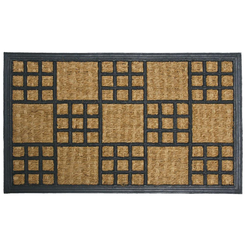Summer In Cardiff 18 X 30 Outdoor Rubber Mat
