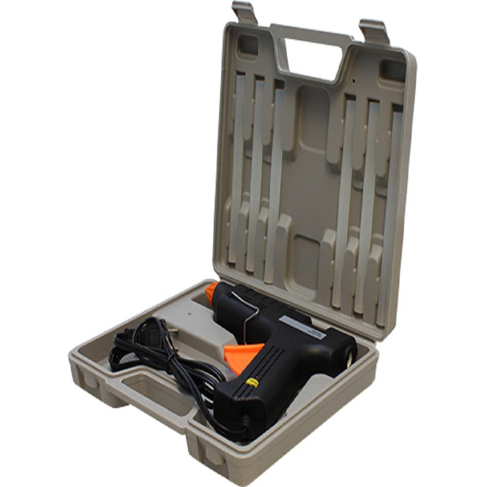 60-Watt Hot Glue Gun with Plastic Case