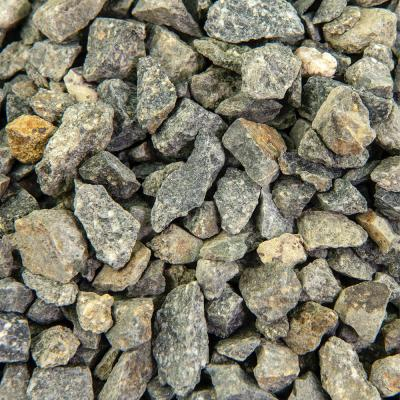 0.50 cu. ft. 3/8 in. Crushed Gravel Bagged Landscape Rock and Pebble for Gardening, Landscaping, Driveways and Walkways